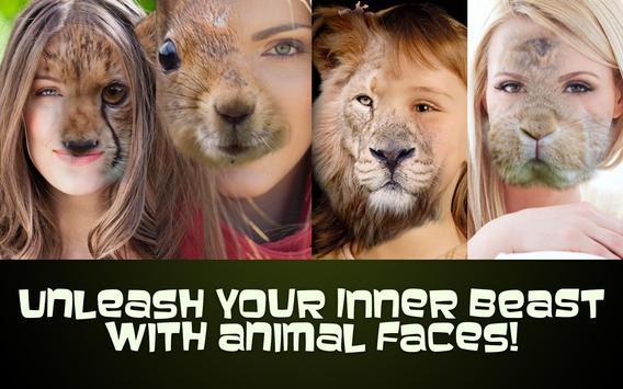 Animal Face Photo apk screenshot