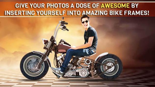 Bike Photo Frames poster