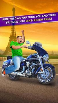 Bike Photo Frames screenshot 1
