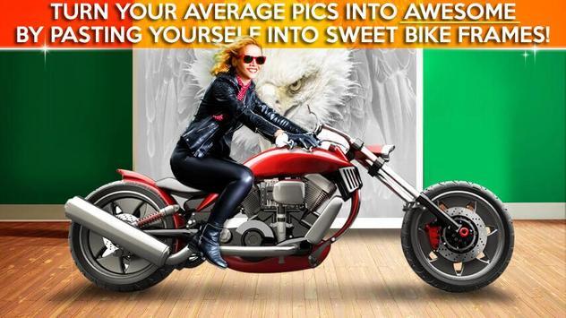 Bike Photo Frames screenshot 4