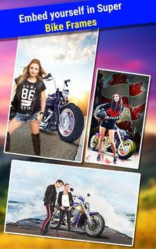 Bike Photo Frames screenshot 6