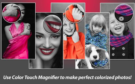 Color Touch Magnify apk screenshot