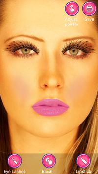 Makeup Photo Editor screenshot 1