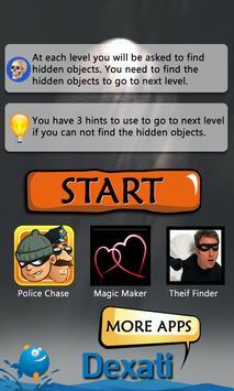 Mystery Hidden Objects apk screenshot