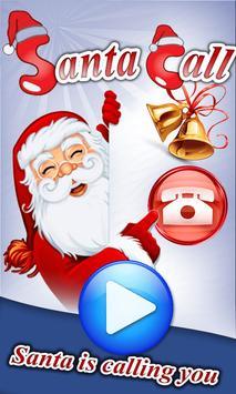 Santa Talking Phone Call apk screenshot