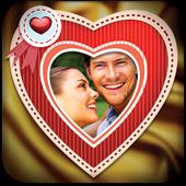 Love Couple Photo LWP icon