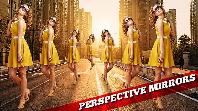 Crazy Photo Mirror poster