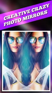 Crazy Photo Mirror apk screenshot
