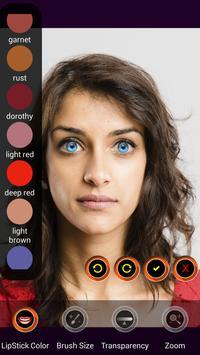 Photo Face Makeup apk screenshot