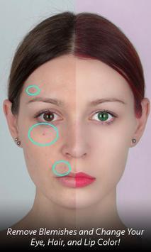 Photo Face Makeup poster