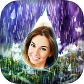 Photo Rain Drops icon
