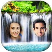 Waterfall Collages icon