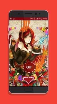 Anime GIFs apk screenshot