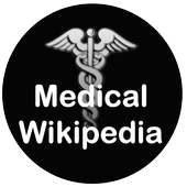 Offline Medical Wikipedia icon