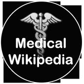 Offline Medical Wikipedia icon