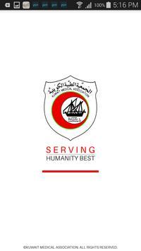 Kuwait Medical Association poster