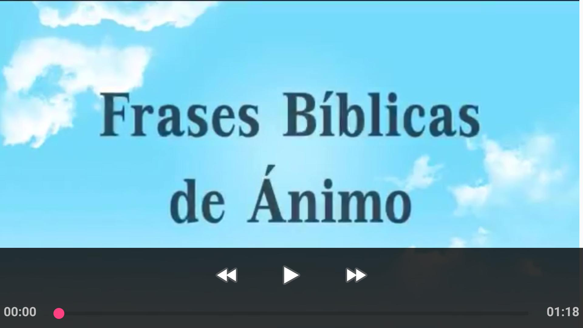 Frases Biblicas De Animo For Android Apk Download