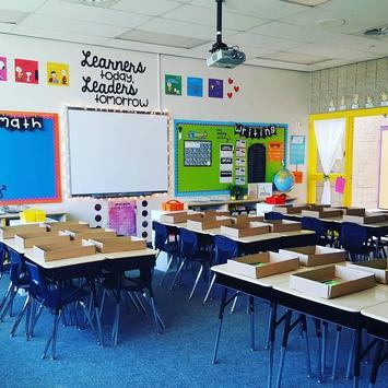 Classroom Design poster