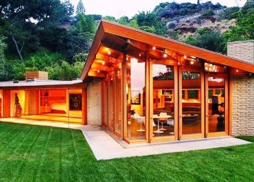 Wooden house apk screenshot