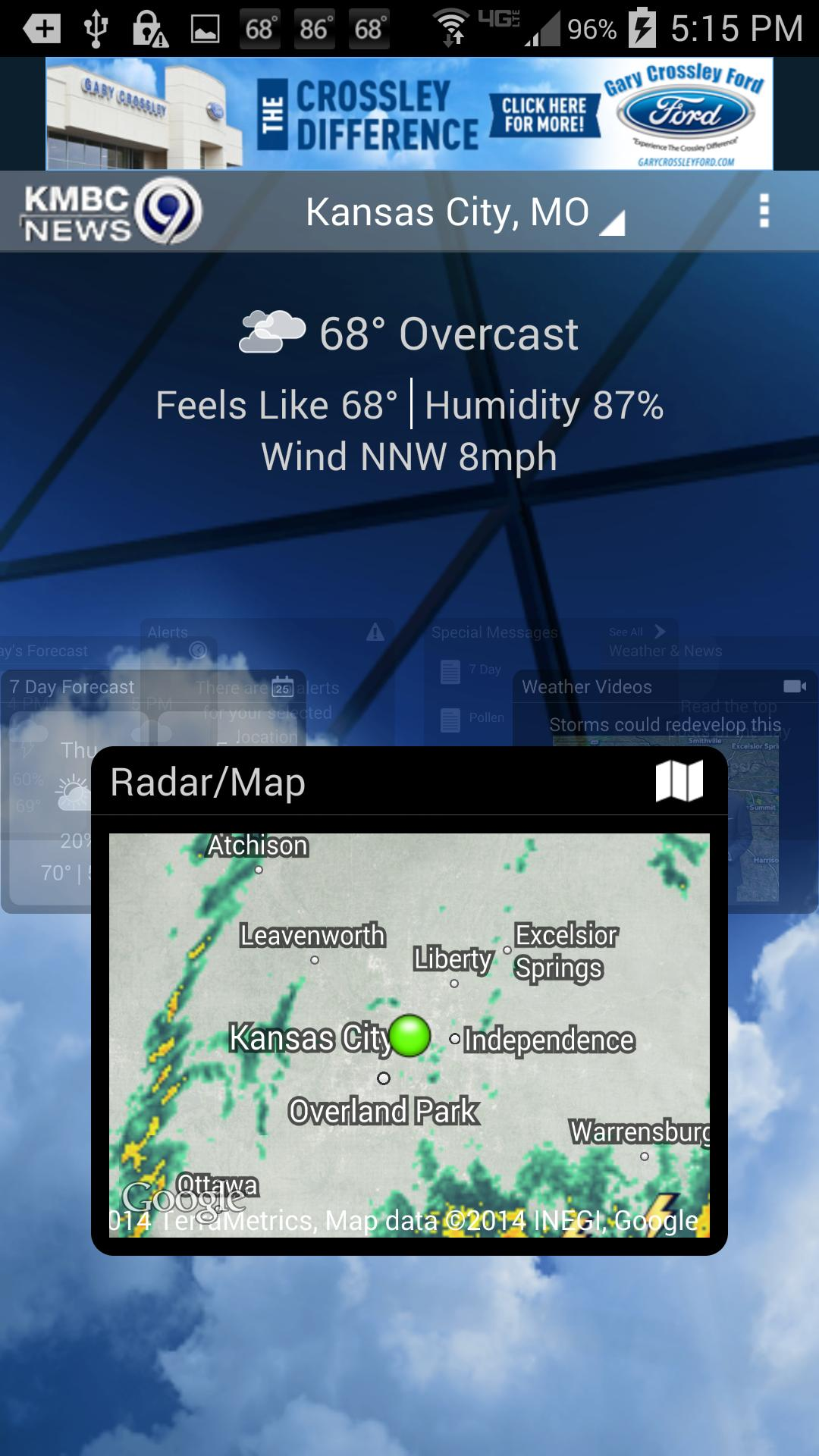 First Alert Weather Kmbc 9 For Android Apk Download