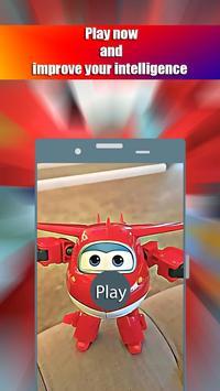 Super Wings Tile Puzzle apk screenshot