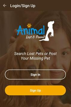 Animal Lost and Found apk screenshot
