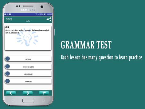 Easy English Grammar screenshot 4
