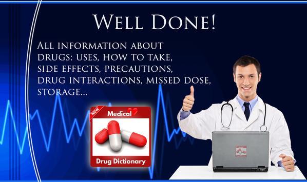 Pharma Drug Dictionary apk screenshot