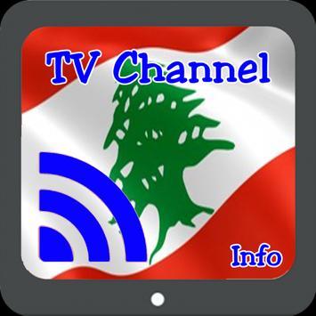 TV Lebanon Info Channel poster