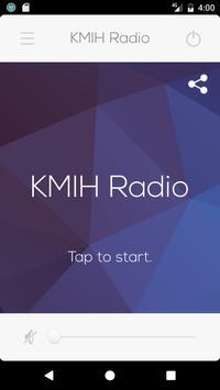 KMIH Radio poster