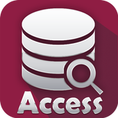 Viewer for Microsoft Access Database ACCDB MDB DB icon