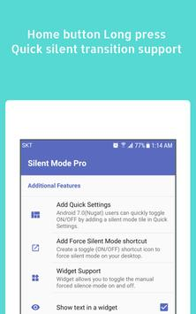 Silent Mode PRO screenshot 12