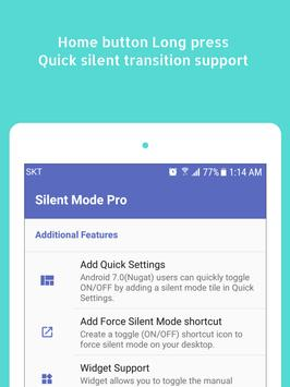 Silent Mode PRO screenshot 7