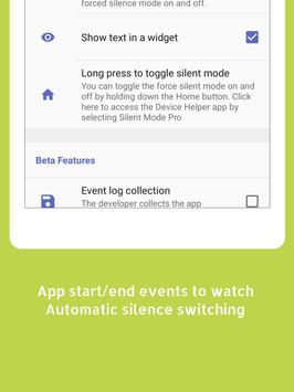 Silent Mode PRO screenshot 6