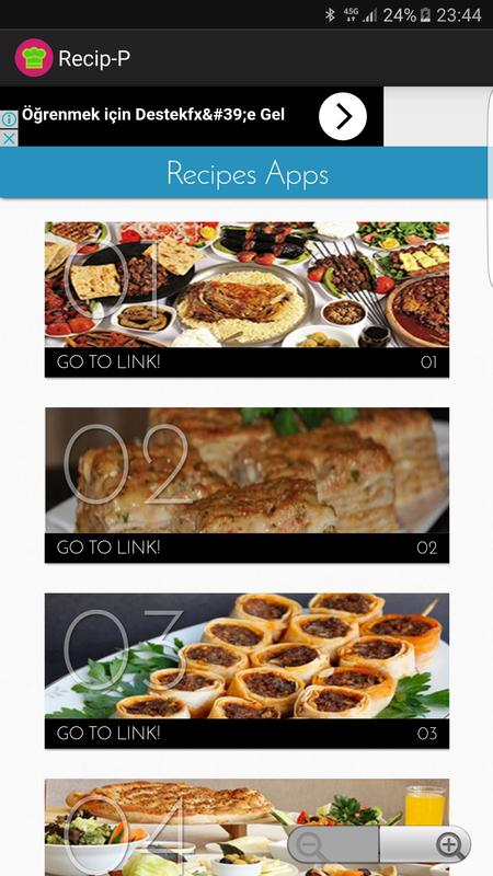 Recipp recipe apps apk download free food drink app for recipp recipe apps poster forumfinder Images