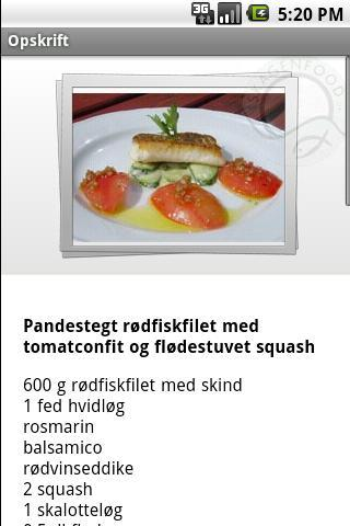 Skagenfood poster