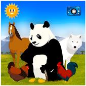 Wildlife & Farm Animals - Game For Kids 2-8 years icon