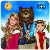 Fairy Tales & Legends for kids icon