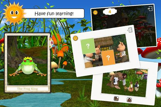 Fairy Tales & Legends for kids apk screenshot