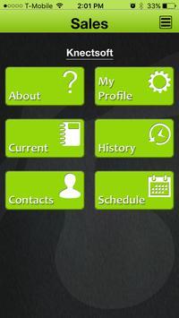 KnectSales screenshot 1