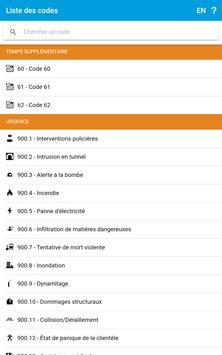 Metrocodes screenshot 2