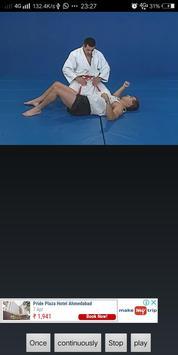 martial art knee locks screenshot 5