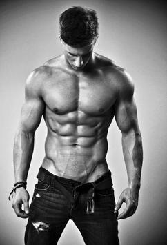 Six pack hot guys poster