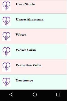 Rwandan Love Songs screenshot 5
