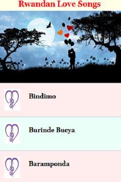Rwandan Love Songs screenshot 2
