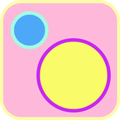 Circles Free Live Wallpaper icon