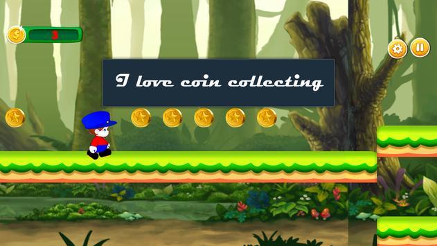 Jungle Run Subway Mario screenshot 4