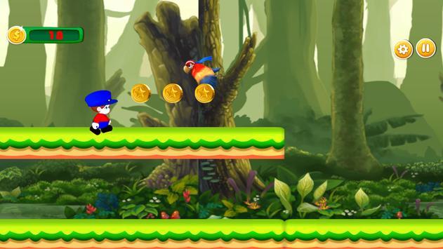 Jungle Run Subway Mario screenshot 9