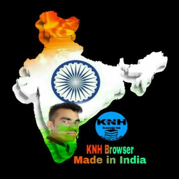 knh browser -indian browser poster