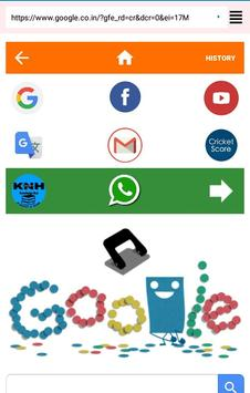 knh browser -indian browser screenshot 1